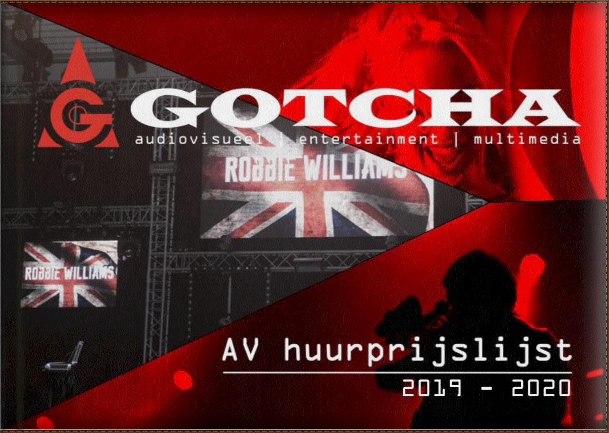 AV huren bij Gotcha