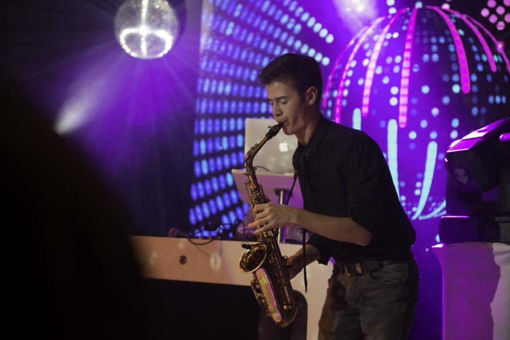 Gotcha saxyboy saxofonist