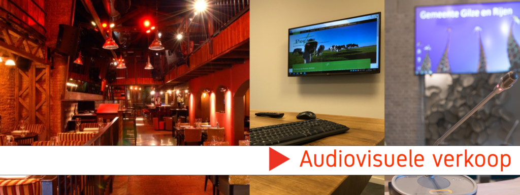 Gotcha Audiovisuele verkoop