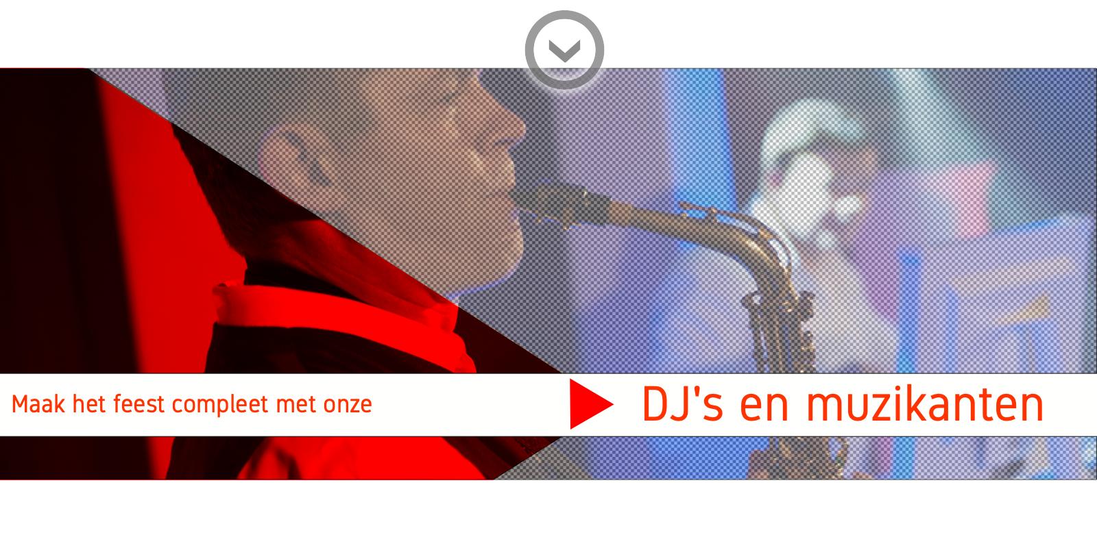 DJ's en muzikanten