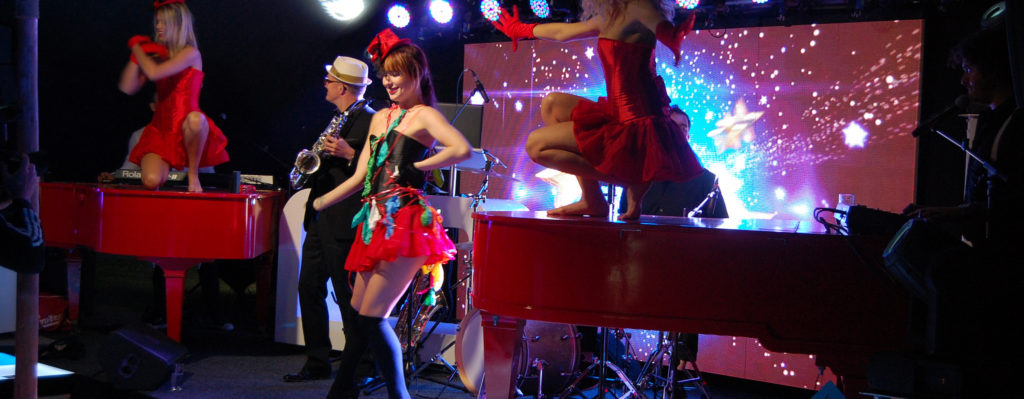 Spotlight Piano show