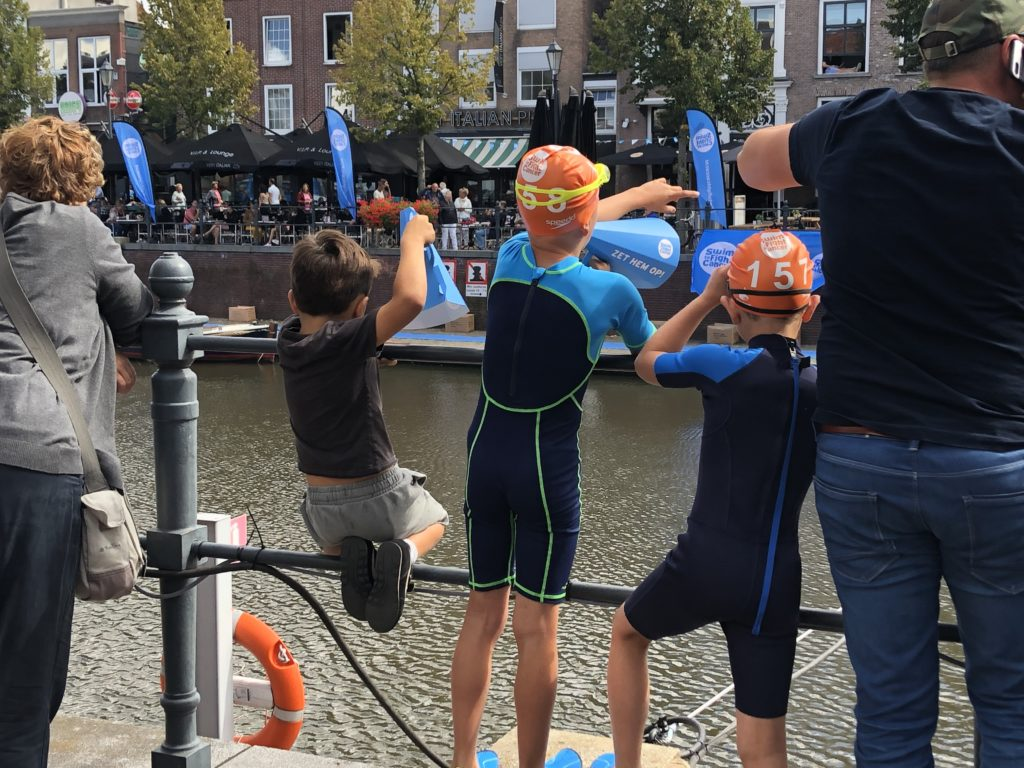 Swim to Fight cancer Breda - Gotcha